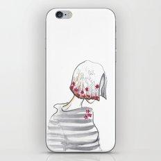 curtain iPhone & iPod Skin