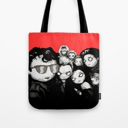 Lost Plushies Tote Bag