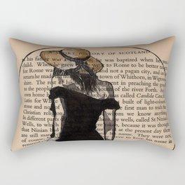 Licorice Rectangular Pillow