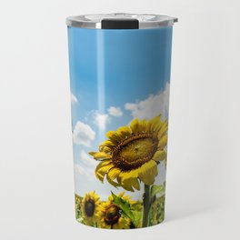 Always Face The Sun Travel Mug