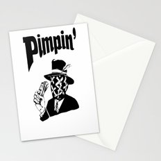 Big Pimpin' Stationery Cards
