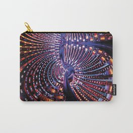 Fractal City Carry-All Pouch