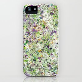 Abstract Artwork Colourful #5 iPhone Case