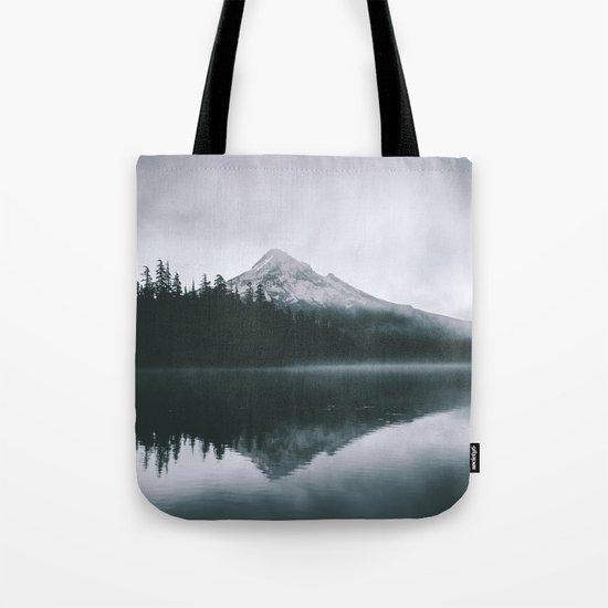 Mount Hood X Tote Bag