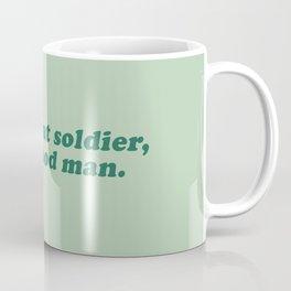 A Good Man Coffee Mug