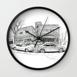 Park Hill neighborhood, Denver Wall Clock