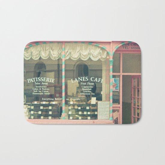 Sweet Cafe Bath Mat