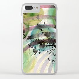 Infection Clear iPhone Case