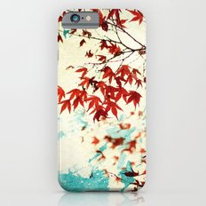 Automne Rouge iPhone 6s Slim Case
