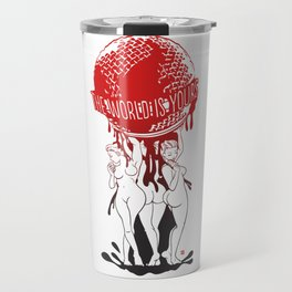 TWIY (TheWorldIsYours)  Travel Mug