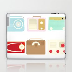 Radios Laptop & iPad Skin