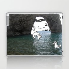 Durdle Door Man Laptop & iPad Skin