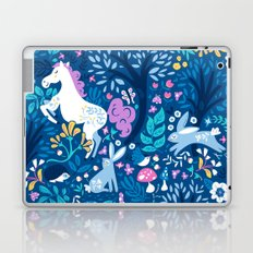 Woodland Folk Laptop & iPad Skin