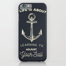 Learn to Adjust your Sail Slim Case iPhone 6s