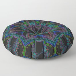 Divine Intention 3: Solar Edition Floor Pillow