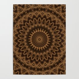 Sequential Baseline Mandala 29 Poster