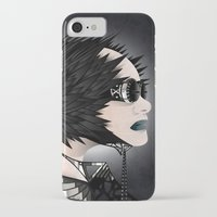 sci fi iPhone & iPod Cases featuring Sci-Fi Series 2 by eos vector