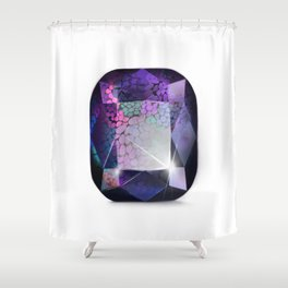Grandmothers grapes Shower Curtain
