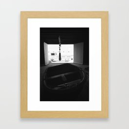 boatyard 2 Framed Art Print