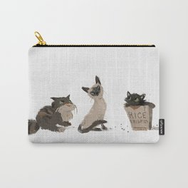 Cats Cats Cats Carry-All Pouch
