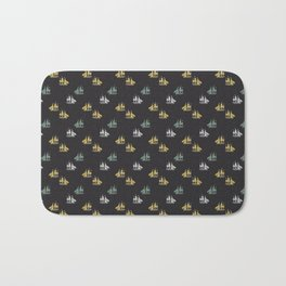 Clipper ships Bath Mat