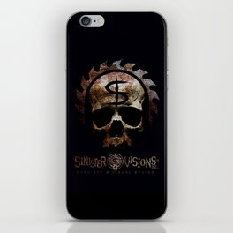 Sinister Visions Promo 2015 iPhone Skin