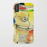 kitchen iPhone & iPod Cases featuring kitchen by Matteo Lotti