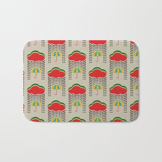 Refreshing watermelon Bath Mat