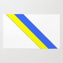 Flag of Ukraine 3 -Ukrainian,Україна, Ucrania,kiev,sevastopol Rug