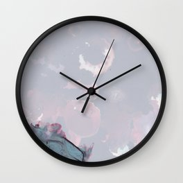 Leavings Wall Clock