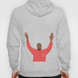 Kany- I feel like pablo - West Illustration Music Hip Hop Hoody
