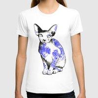 kitty T-shirts featuring Kitty by Judski