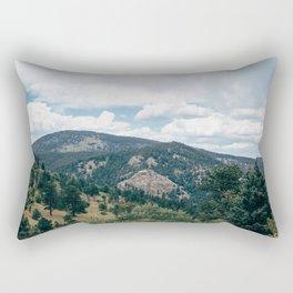 Switzerland Trail Rectangular Pillow