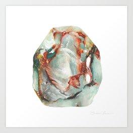 Jade Stone Kunstdrucke