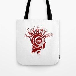 De Hater Tote Bag