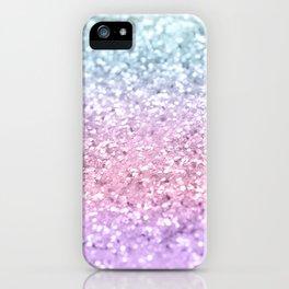 Unicorn Girls Glitter #4 #shiny #pastel #decor #art #society6 iPhone Case