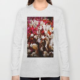Paper flowers Long Sleeve T-shirt