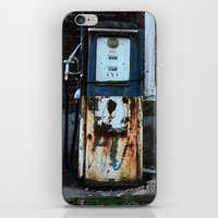 pocket fuel iPhone & iPod Skins featuring Fuel by 100 Watt Photography