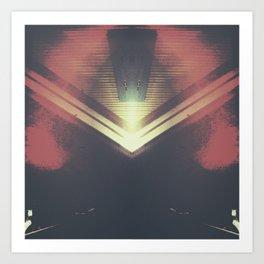 ABSTRACTNESS Art Print