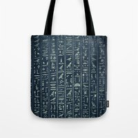 egypt Tote Bags featuring Egypt by Zeno Photography