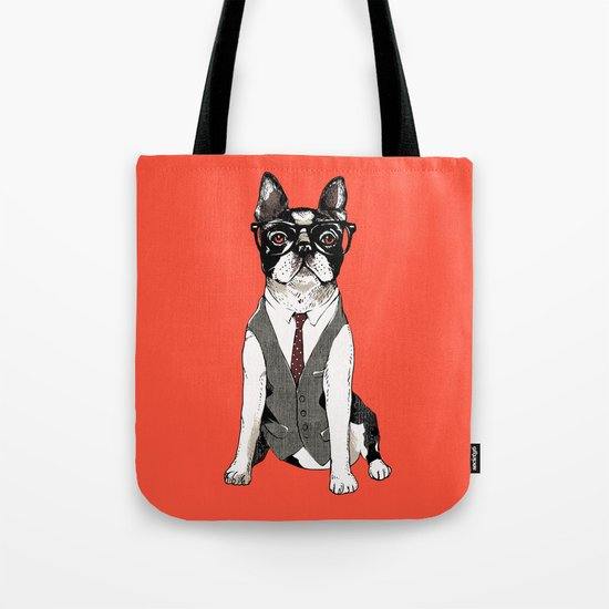 Like A Bosston Tote Bag