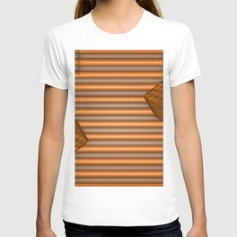 Cubes and jalousie T-shirt