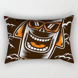 fly in a dream Rectangular Pillow