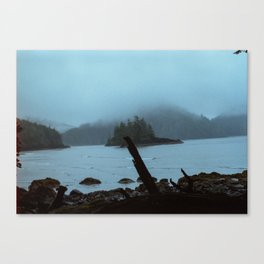 Cape Scott Canvas Print