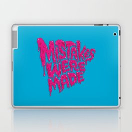 Mistakes were made. Laptop & iPad Skin