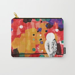 Mindful Birdie Carry-All Pouch