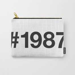 1987 Carry-All Pouch