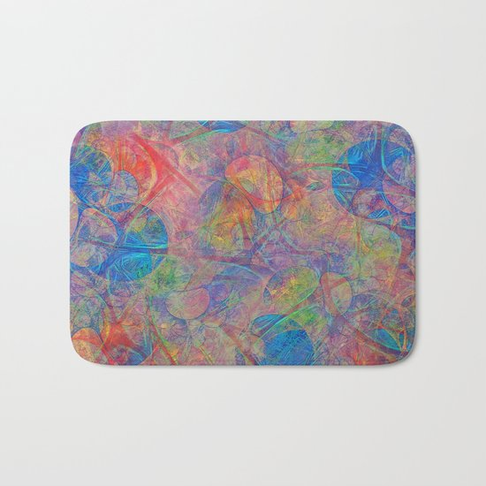 Abstract 1026-3 Bath Mat