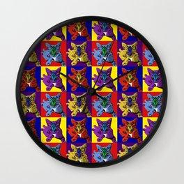 Loli 4sies: Smurf Tweety Prince & Elmo Wall Clock