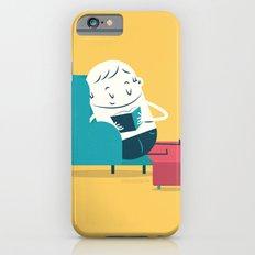 :::Reading on sofa::: Slim Case iPhone 6s